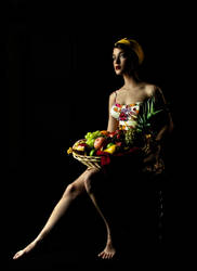 Fruitful Elegance. by Serophany