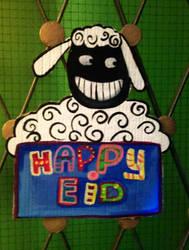 Happy Ma3 3eed by yaldIz