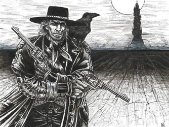 Dark Tower by vladarrr