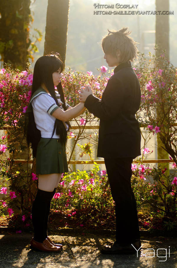 Entangled feelings by Hitomi-Cosplay