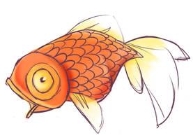 Goldfish Lantern Concept by ShannaBanan-o-rama