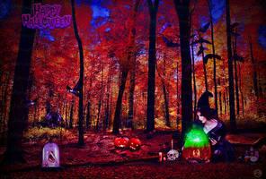 Halloween-night-prisoner by Renata-s-art