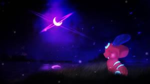 Moon Aura by Fierying