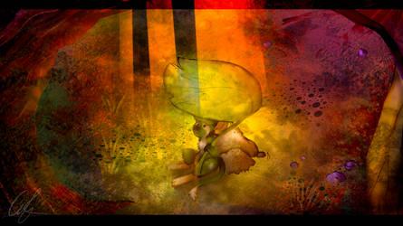 The Last shine by Fierying