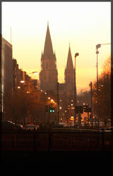 St Finbarr's Towers by Quinzy