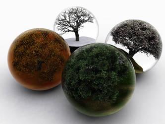 Four-Seasons Revised by mariusp