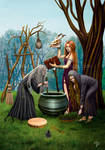 Witches by Taurina
