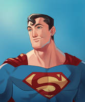 80 Years of Superman by Mephmmb