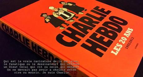 Je suis Charlie... by bakenekogirl