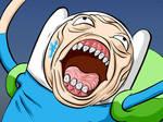 Adventure Time Ocean of Fear by XrQ0000000-a