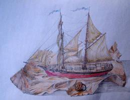 sailing by bogatyrkhan