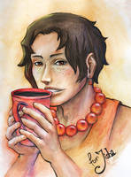 4: Hot Cocoa by Hosio