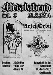 METALABEND VOL 3 by lapidation2012
