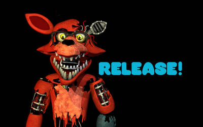 My OC Release! (V2) (special 200 watchers!!) by AdventureOldFoxy