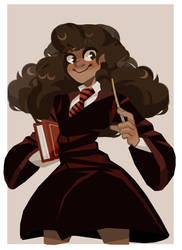 Hermione Granger by HolyMisha