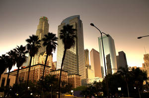 Downtown LA by henr1k