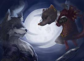 [Armello] Under the Moonlight night by Zeitzbach