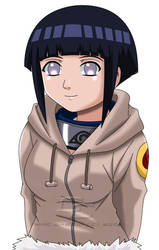 Hinata by crosscutter