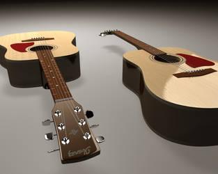 Guitar by Viled