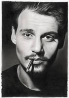 Johnny Depp by hrm-n