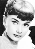 Audrey Hepburn 2 by hrm-n