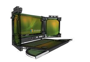 Laptop by kojakalex
