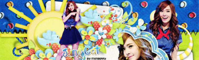 Jung Cat =))))) by MonBerry