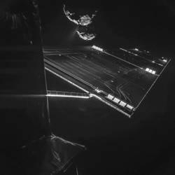 205105-10106410-R3L8T8D-950-Rosetta mission selfie by nagajima