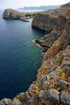 near Lindos by 1tonio