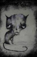 cat by Wilqkuku
