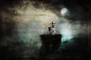 drown by Wilqkuku