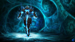 Xerath League of legends by DragonisAris
