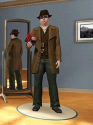Linkara in Sims 3 by Mikeyfan93