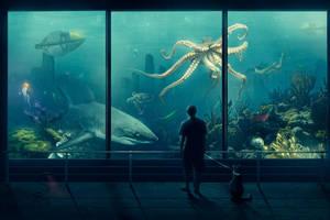 A Life Aquatic Borne of Unheeded Warnings by AriBennett