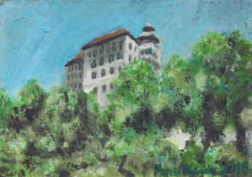 Precious Castle by Marcinbydg