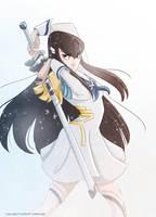 Satsuki Kiryuin by TwilightSaphir