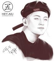 CGV Kim Taehyung by heyAIU
