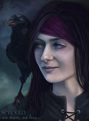 ID raven by wycked