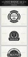 6 Vintage Logo Badges ver.2 by superpencil88
