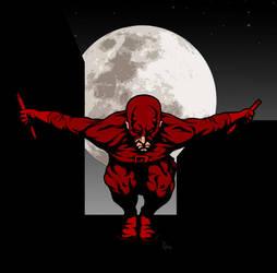 Daredevil by Tensen01