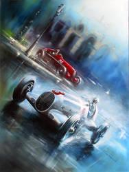 1936 Monaco by donpackwood
