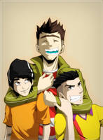 Ed, Edd n Eddy by THAISHI