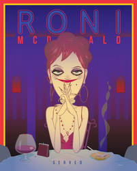 Roni 16x20-01 by artisemia