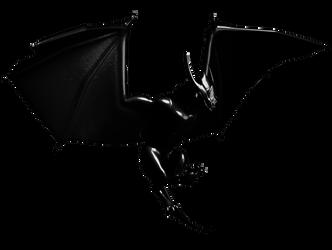 Black Dragon by artisemia