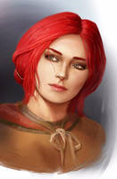 Triss by OwGrax