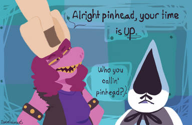 Pinhead by IsabellaGraceS