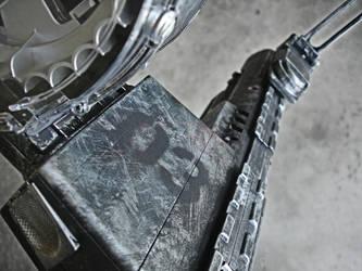 Nerf Raider Zombie Gun 2 by meandmunch