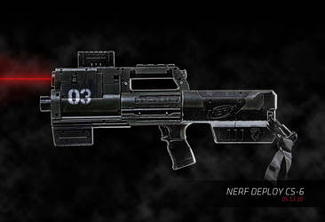 Nerf Deploy Mod by meandmunch