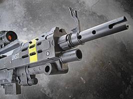 Nerf Halo Rifle B by meandmunch