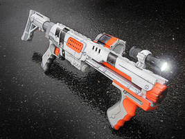 Nerf District 9 by meandmunch